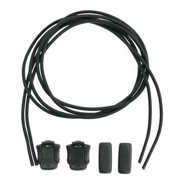 FLEXLACE Reparaturset black