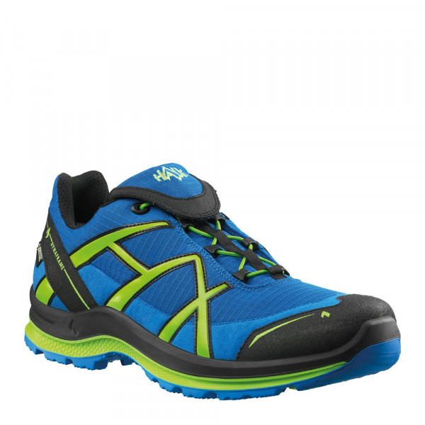 Black Eagle Adventure 2.0 GTX Ws low/blue-citrus