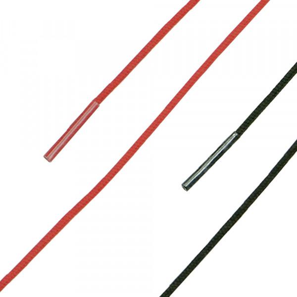 Schnürsenkel Airpower R90 schwarz/rot