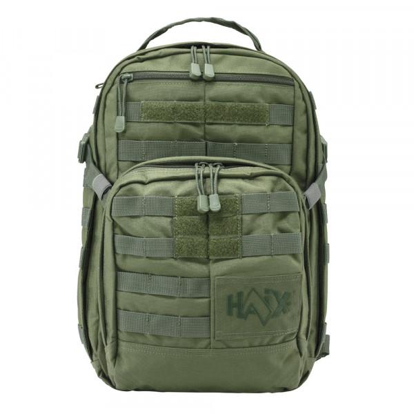 HAIX Tactical-Rucksack oliv, 22 Liter Inhalt