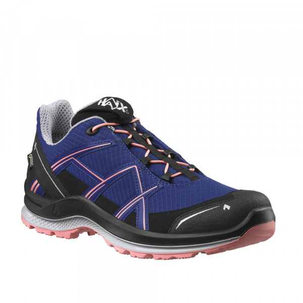 HAIX Black Eagle Adventure 2.1 GTX Ws low/indigo-peach
