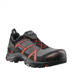 HAIX Black Eagle Safety 40 low/grey-red