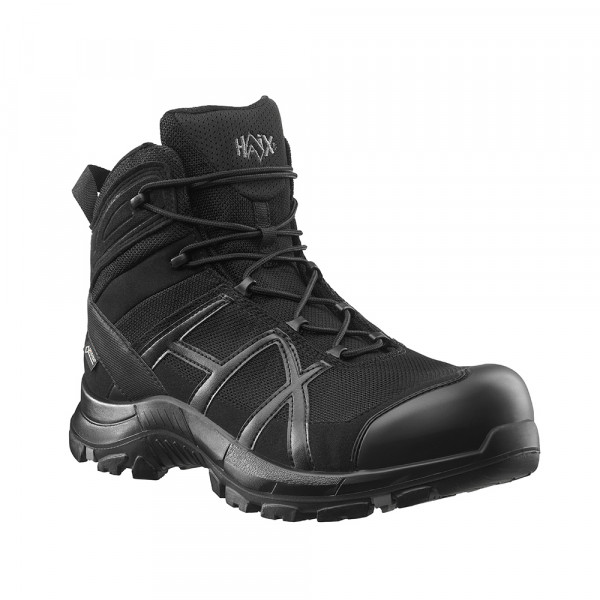 HAIX Black Eagle Safety 40 mid/black-black