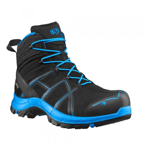 HAIX Black Eagle Safety 40.1 mid black/blue