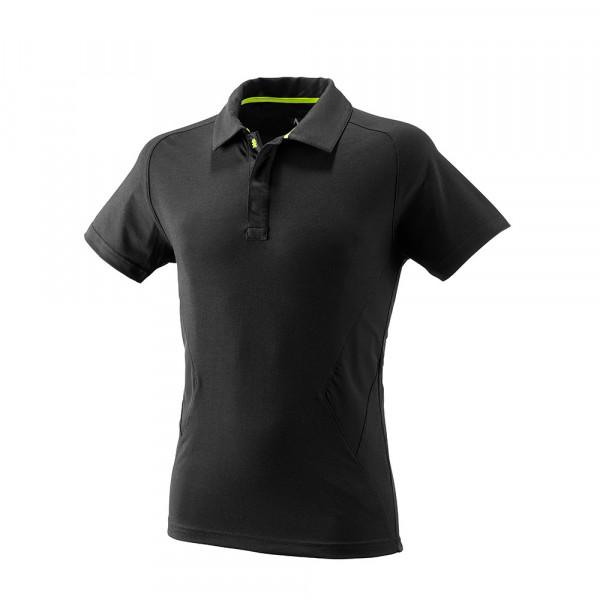 Pure Comfort Poloshirt black