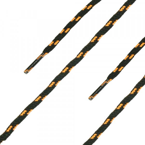 Schnürsenkel Safety 54 mid black-orange