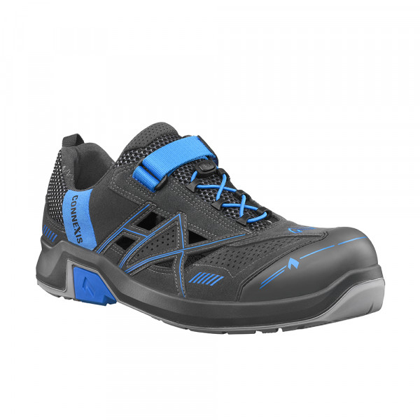 CONNEXIS Safety AIR S1 low grey-blue