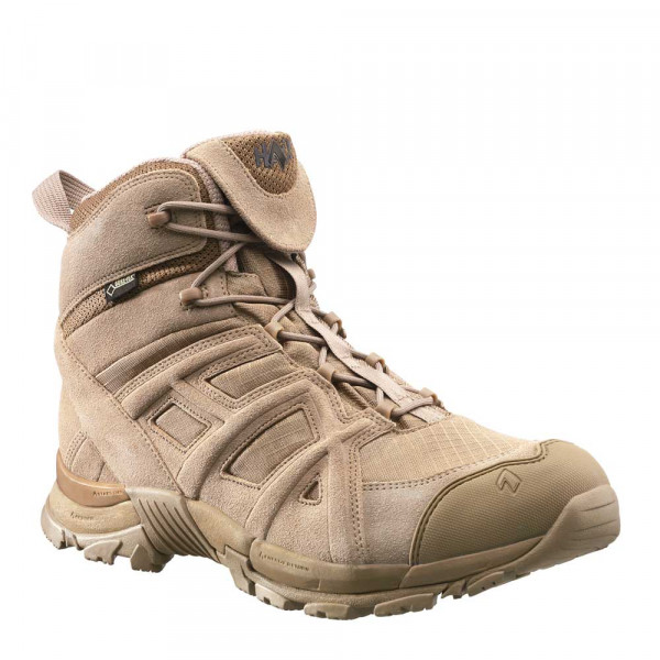 HAIX Black Eagle Athletic 10 mid desert