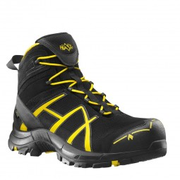 HAIX Black Eagle Safety 40 Mid black/yellow