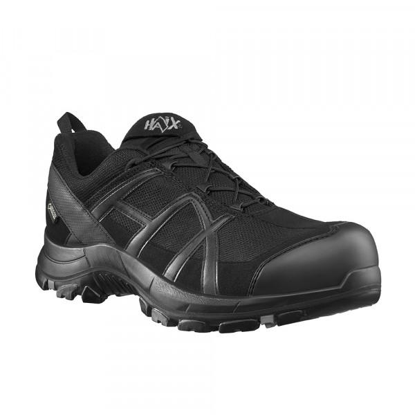 HAIX Black Eagle Safety 40.1 Low black/black
