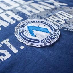 HAIX Jahres-Shirt 2015 blau